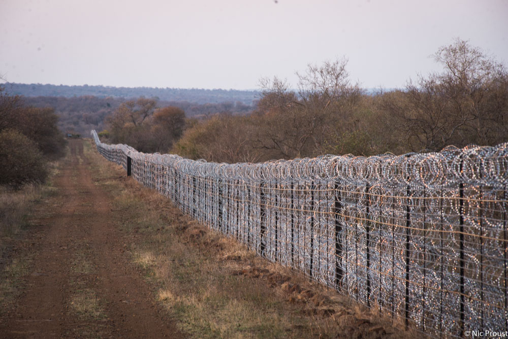 fence protected
