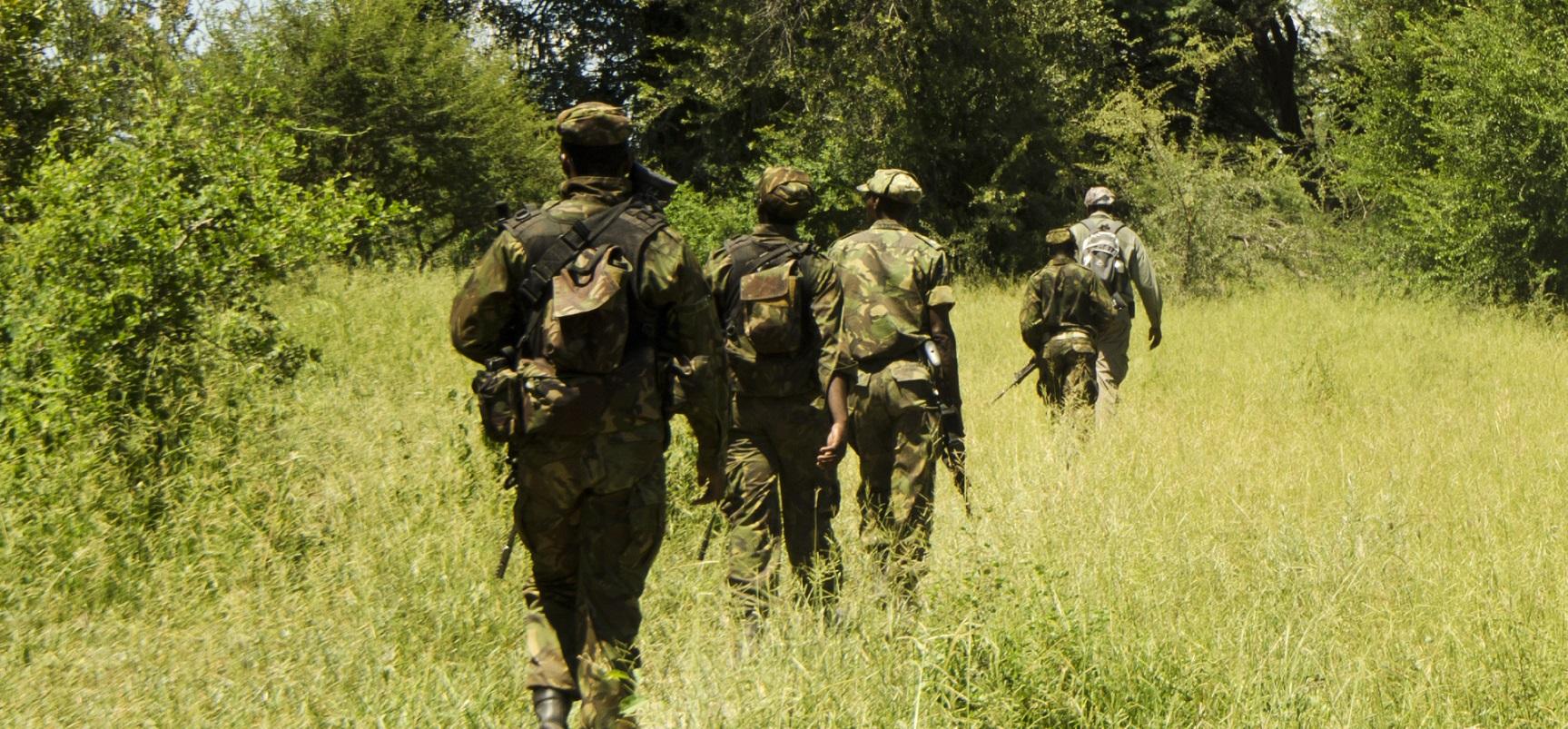 4 suspected rhino poachers/fishermen killed on the Chobe!